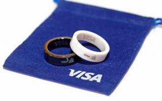 Платежное кольцо Visa Сбербанк NFC для бесконтактной оплаты покупок — как купить?