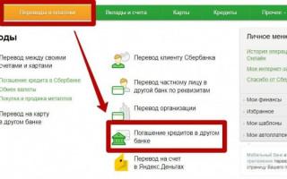 Как оплатить кредит Восточного Экспресс банка через Сбербанк