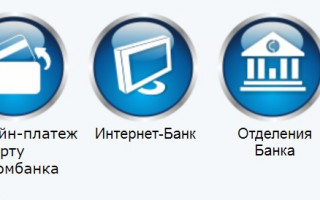 Как оплатить кредит Совкомбанк с карты Сбербанка?
